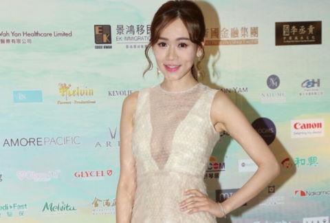 Dàn hoa hậu, á hậu Hong Kong mặc gợi cảm dự sự kiện từ thiện