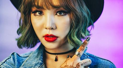 Nữ rapper Hàn bị đồng nghiệp viết lời tục tĩu