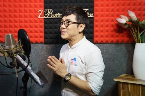 Thành Lộc, Kiều Trinh cùng tham gia MV mùa Phật Đản