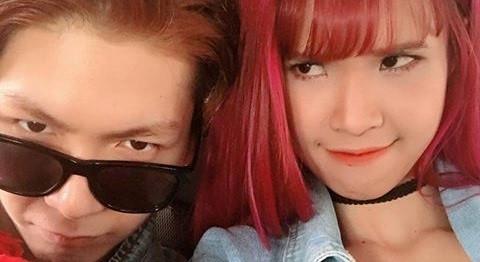 Khởi My và chồng sắp cưới tới Hàn Quốc nghỉ ngơi
