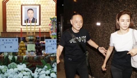 Nghệ sĩ Hong Kong đến viếng tài tử TVB đột tử trên sân khấu