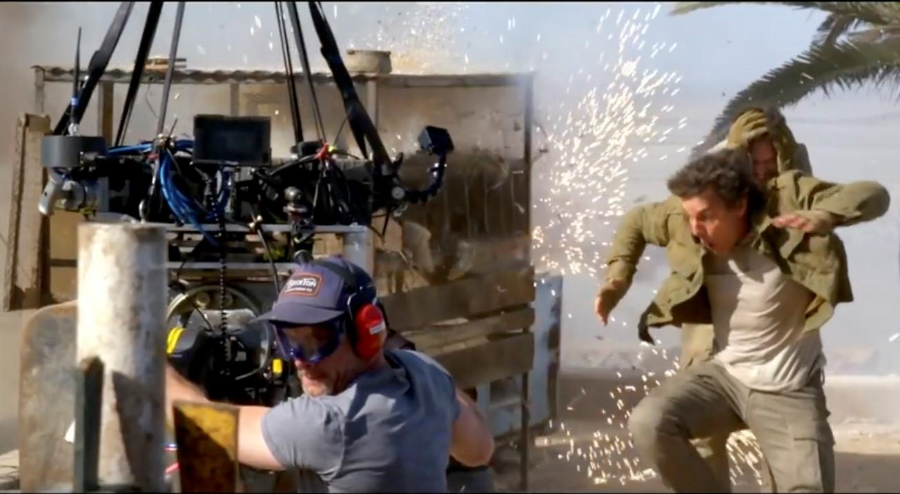 """Tom Cruise tự diễn mọi cảnh hành động nguy hiểm trong """"The Mummy"""""""