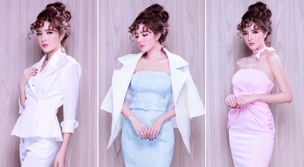 Diện cả BST của Luxy Nguyễn, Lily Luta đẹp hơn bao giờ hết