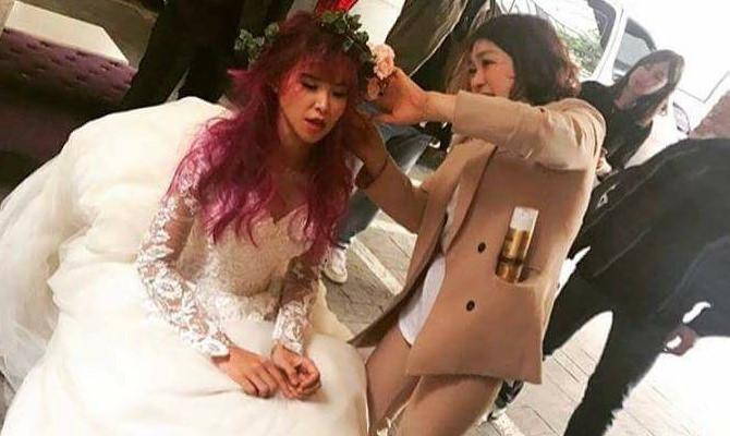 Khởi My và Kelvin Khánh chụp ảnh cưới tại Hàn Quốc