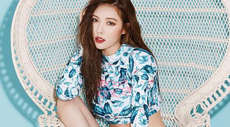 Mỹ nhân Hàn ưa thích bikini rực rỡ