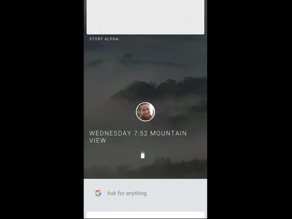 Hé lộ diện mạo hệ điều hành bí ẩn của Google