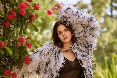 Lana Del Rey, nàng thơ thôi u sầu