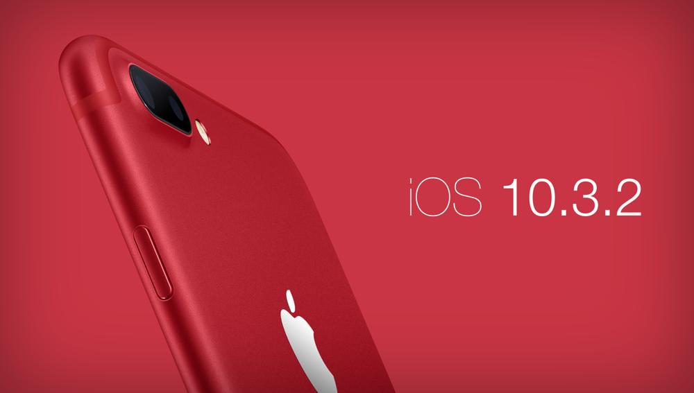 Apple tung bản cập nhật iOS 10.3.2 cho iPhone, iPad