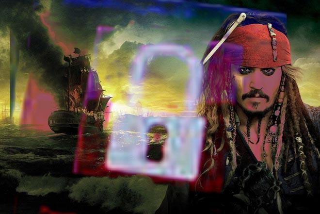 WannaCry tấn công Disney, dọa tung Cướp biển Caribe phần mới