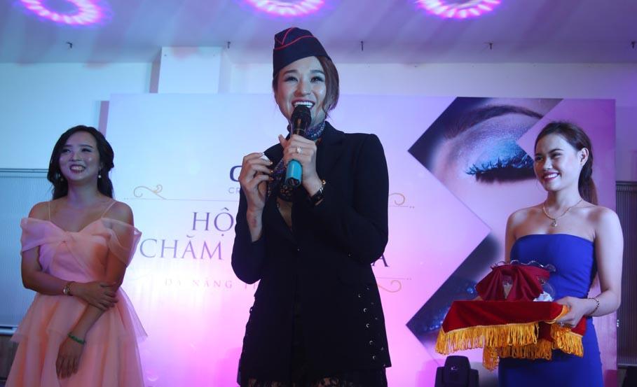 CEO Cherry Đào tổ chức thành công hội thảo làm đẹp