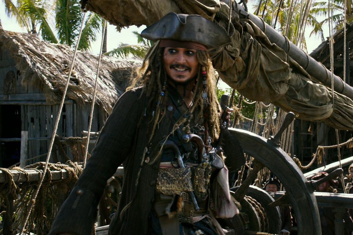 """""""Cướp biển Caribbean 5"""" chẳng cần lo nếu có bị lọt sớm lên mạng"""