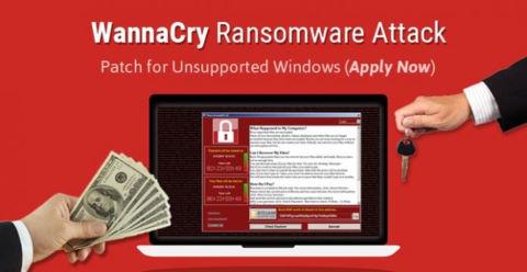 Tấn công toàn cầu, vì sao WannaCry chỉ thu về hơn 50.000 USD?