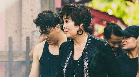 NSND Hồng Vân bắt tay Minh Nhí làm phim về giới tính thứ 3