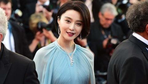 Phạm Băng Băng bị nhầm là sao phim 18+ của Hàn Quốc tại Cannes