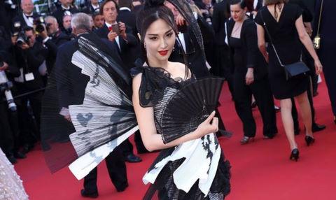 Trung Quốc mất mặt vì dàn sao hạng bét xuất hiện trên thảm đỏ Cannes
