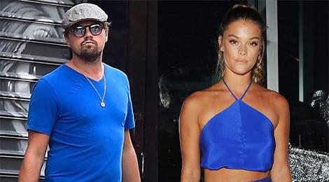 Leonardo DiCaprio lại chia tay thiên thần nội y