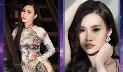 Người đẹp Thanh Trang lọt top các ứng viên cuộc thi nhan sắc Việt Nam 2017