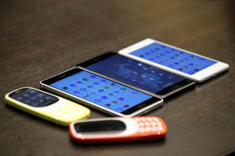 Nokia 3, 5 và 6 ra mắt đầu tháng sau, giá 3-6 triệu đồng
