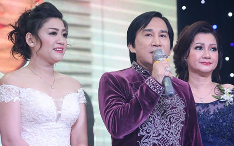 Tiệc cưới ấm cúng của con gái NSƯT Kim Tử Long