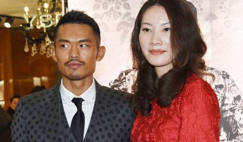 """Vợ Lin Dan """"cảm ơn"""" hoa hậu ngoại tình với chồng khi cô mang bầu"""