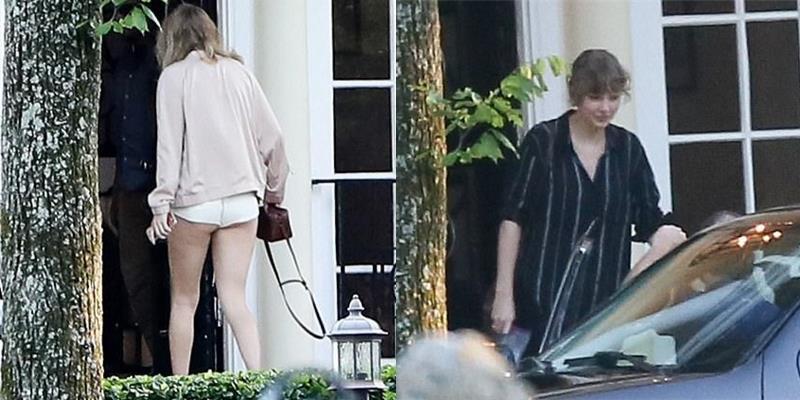 Lần đầu lộ diện hậu chia tay, Taylor bị chỉ trích vì ăn mặc phản cảm