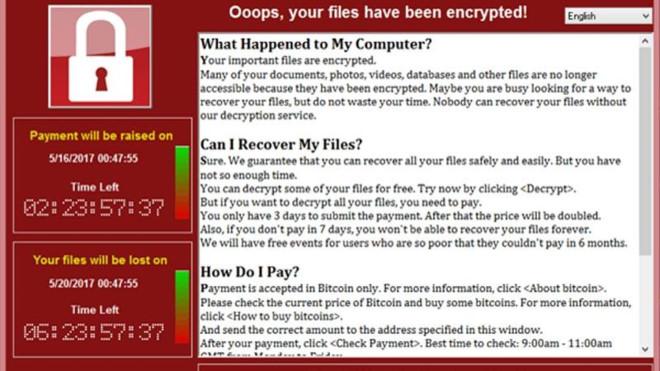 Triều Tiên phủ nhận đứng sau mã độc WannaCry phát tán toàn cầu