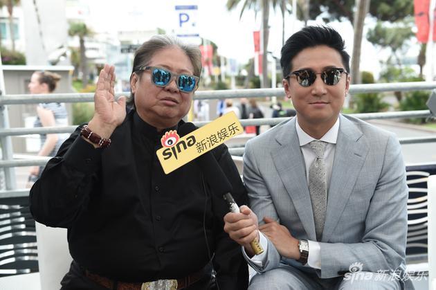 Hồng Kim Bảo bất ngờ công bố ba truyền nhân võ thuật tại Cannes