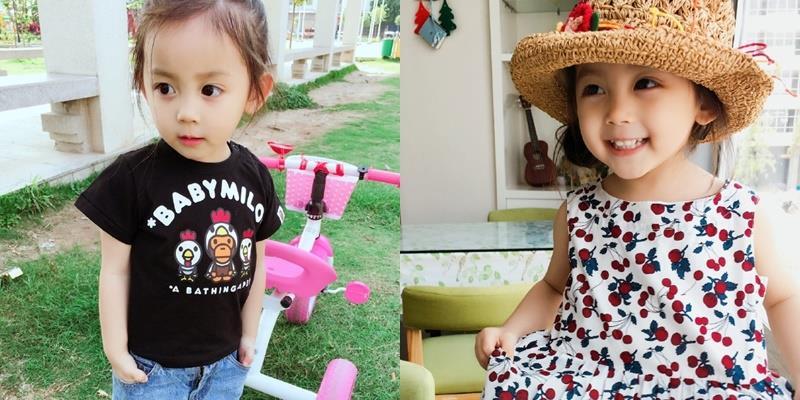 """Cô nhóc 3 tuổi khiến dân tình """"đổ rạp"""" vì quá xinh xắn, dễ thương"""