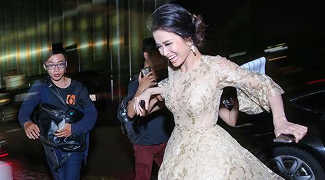 Những lần trễ giờ gây bức xúc của các ngôi sao Việt