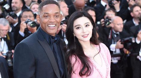 Nghệ sĩ Hoa ngữ hội ngộ dàn sao Hollywood trên thảm đỏ Cannes