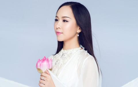 Sao mai Hồng Duyên pha nhạc jazz vào dân ca quan họ Bắc Ninh
