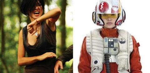 """Ngô Thanh Vân góp mặt trong siêu phẩm """"Star Wars: The Last Jedi"""""""