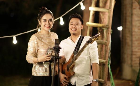 Nhạc sĩ Nguyễn Đức Cường công khai bạn gái mới sau ly hôn