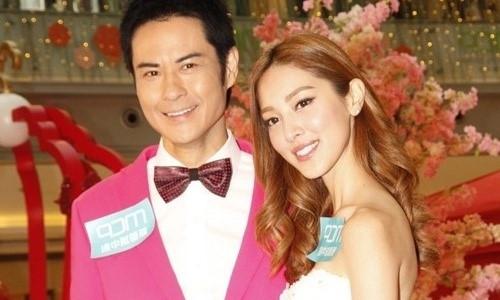 Hoa hậu Hong Kong vừa tới Việt Nam sắp cưới tài tử U50