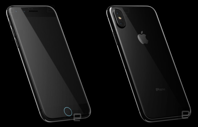 Lộ diện ngày ra mắt iPhone 8