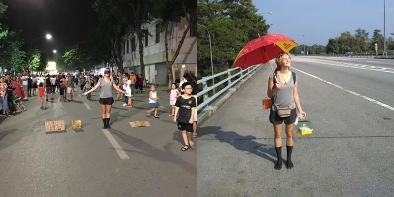 Câu chuyện bất ngờ đằng sau cô gái ngoại quốc ôm miễn phí ở phố đi bộ