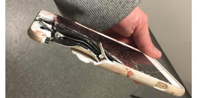 Điện thoại iPhone cứu người bị nổ bom ở Manchester