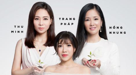 6 bà mẹ nổi tiếng của Vpop hát về nạn ấu dâm trẻ em