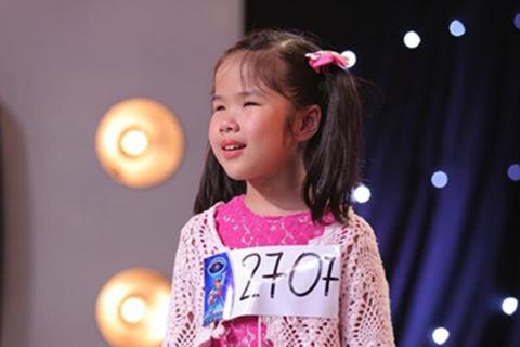 Hiệu ứng nước mắt ở game show dành cho trẻ con