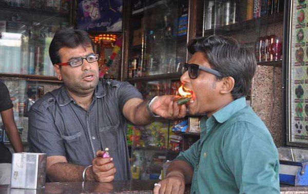 """""""Trầu lửa"""" - Món ăn kỳ lạ được người Ấn Độ ưa thích"""