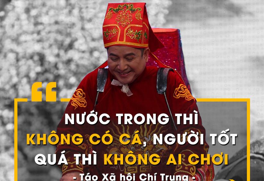 """""""Táo Xã hội"""" Chí Trung được bổ nhiệm làm Giám đốc Nhà hát Tuổi trẻ"""