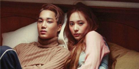 Người hâm mộ bất ngờ khi Kai EXO và Krystal f(x) chia tay