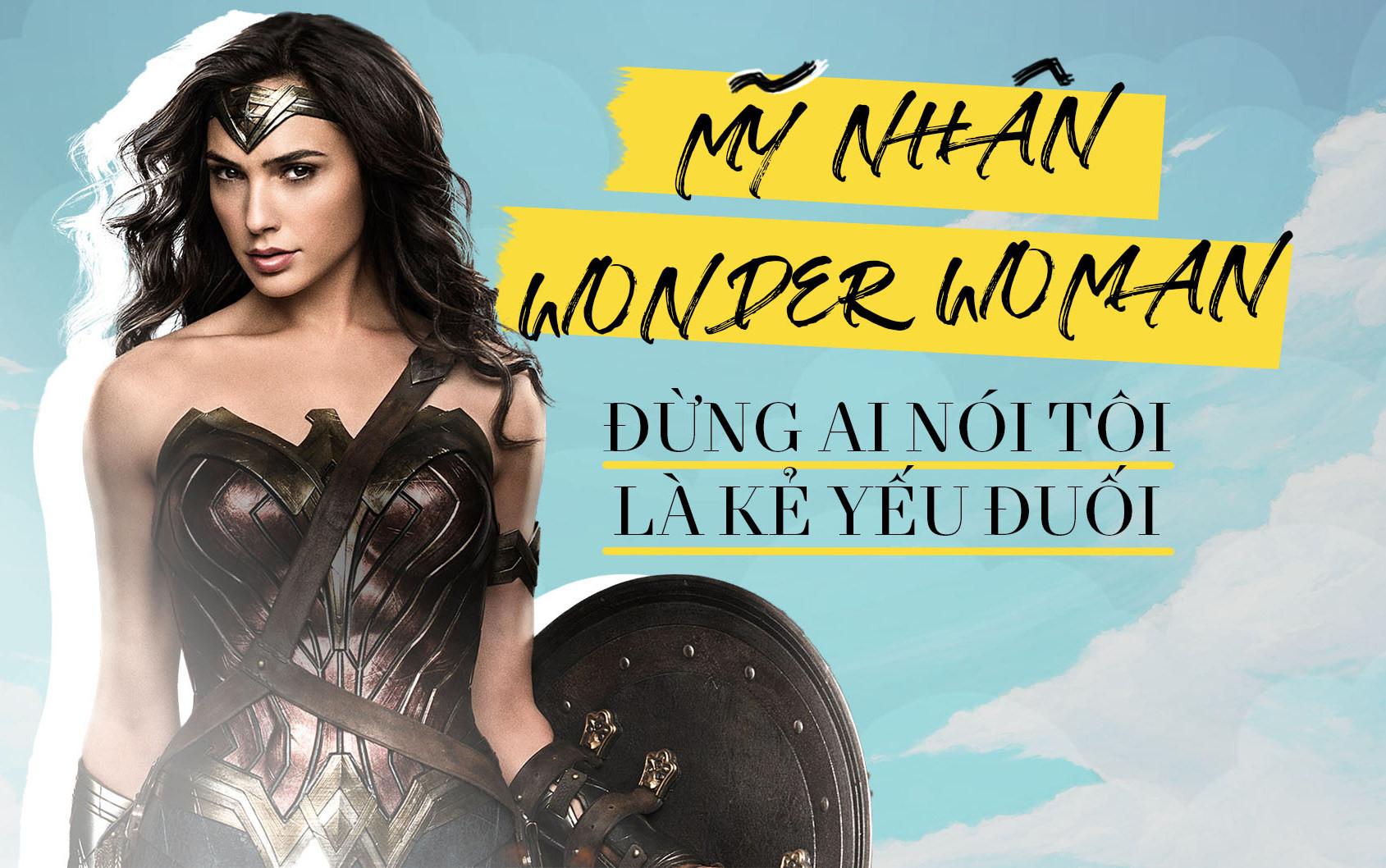 """Mỹ nhân """"Wonder Woman"""": Hoa hậu nổi loạn và đôi giày bệt trên thảm đỏ"""
