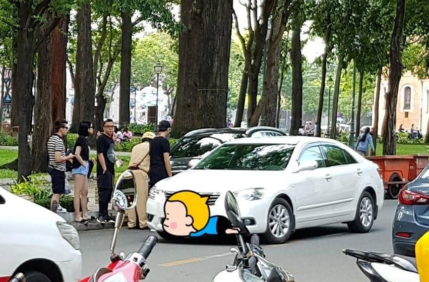 Tóc Tiên, Soobin Hoàng Sơn bị xử phạt vì đỗ xe sai quy định