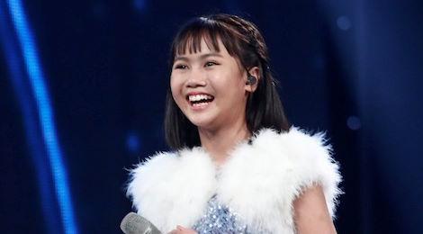 """""""Hiện tượng mạng"""" Bảo An bị loại sớm ở Vietnam Idol Kids"""