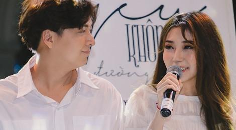 Ngô Kiến Huy tiết lộ đám cưới trong mơ với Khổng Tú Quỳnh