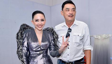 Tóc Tiên lần đầu được ba tới cổ vũ ở chung kết The Voice