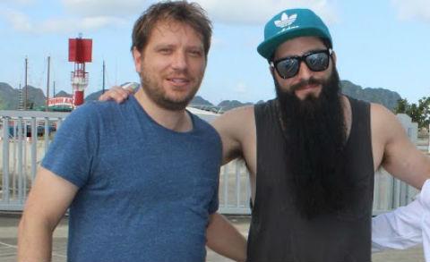 """Đạo diễn """"Kong"""" mời đạo diễn """"Gozila"""" thăm Hạ Long bằng thủy phi cơ"""