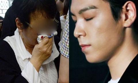 """Mẹ T.O.P (Big Bang): """"Con trai tôi đang rất nguy kịch"""""""