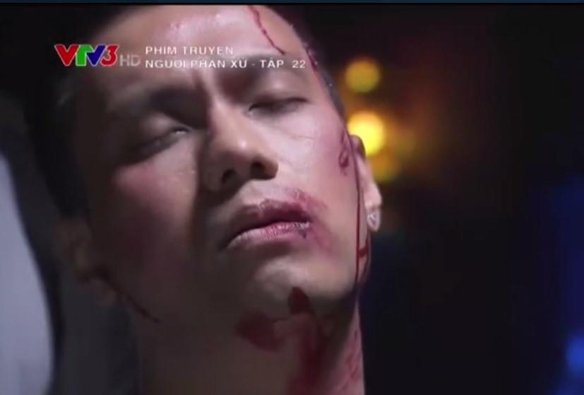 """""""Người phán xử"""" tập 22: Phan Hải sập bẫy, bị tra tấn đẫm máu"""